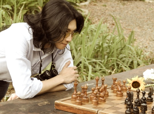 How bout a game of chess?
