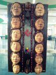 """Silent Giant"" by Arnel Garcia. Resin. (Pampanga)"