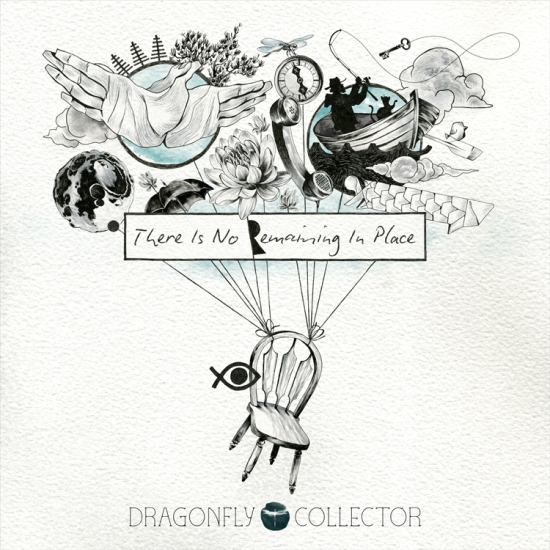 There Is No Remaining In Place - Dragonfly Collector