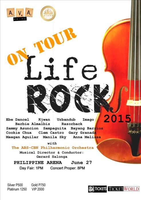 Life Rocks On Tour