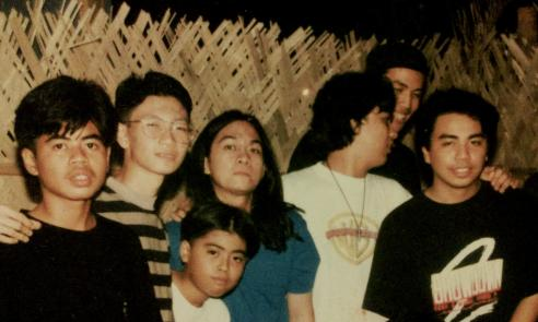 Dragonfly Collector with the Eraserheads, UP Fair 1994