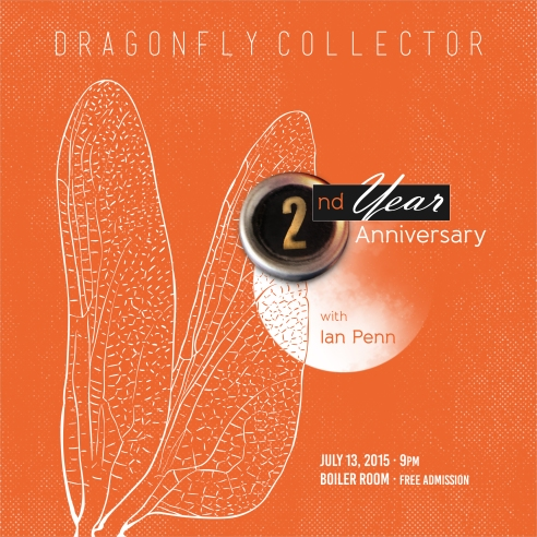 Dragonfly Collector 2nd Year Anniversary