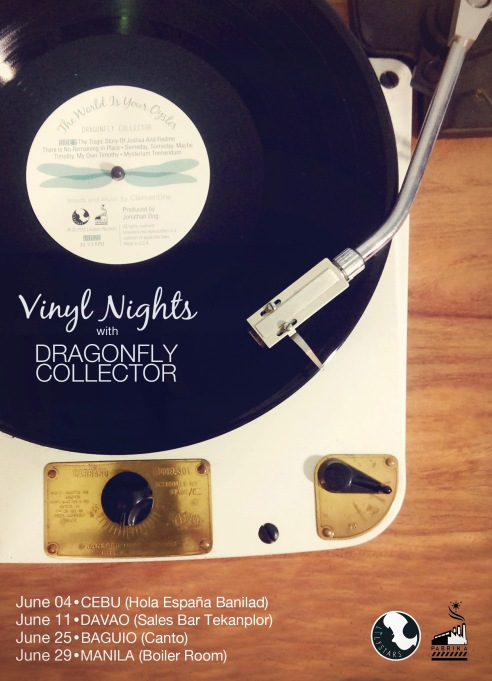 Vinyl Nights with Dragonfly Collector